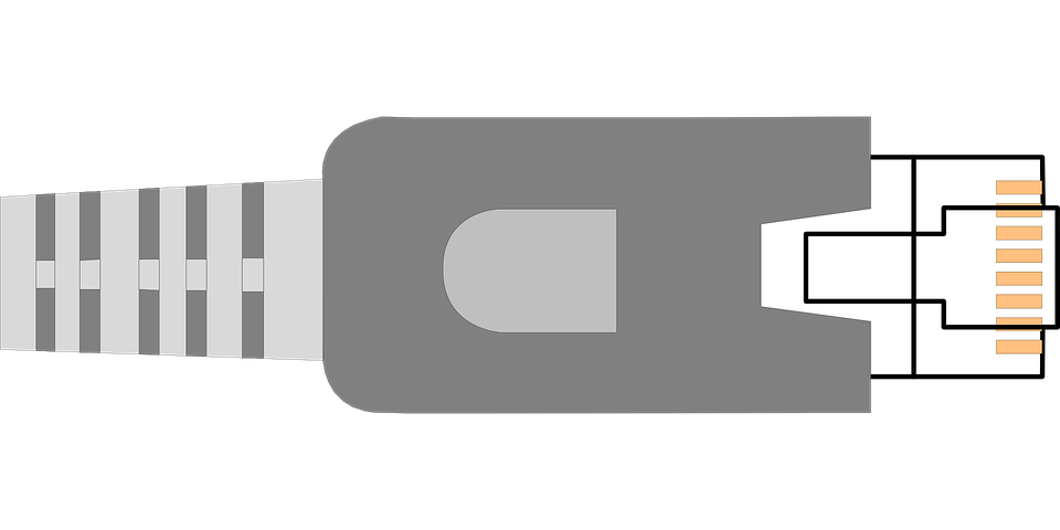 Free vector graphic: Plug, Ethernet, Lan, Base, Base.