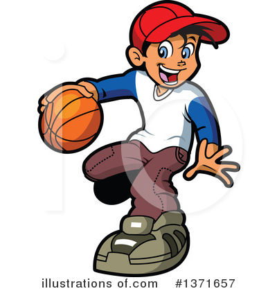 Basketball Clipart #1371657.