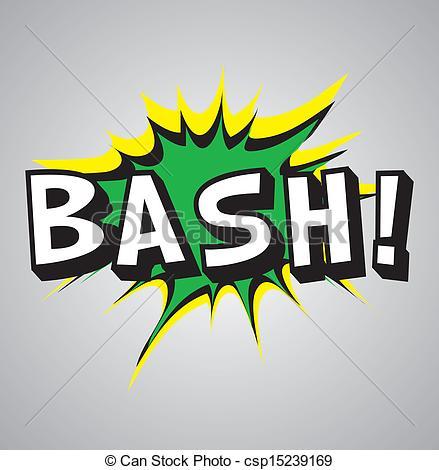 Bash Vector Clipart EPS Images. 250 Bash clip art vector.