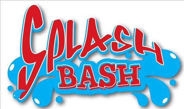 Splash bash clipart.