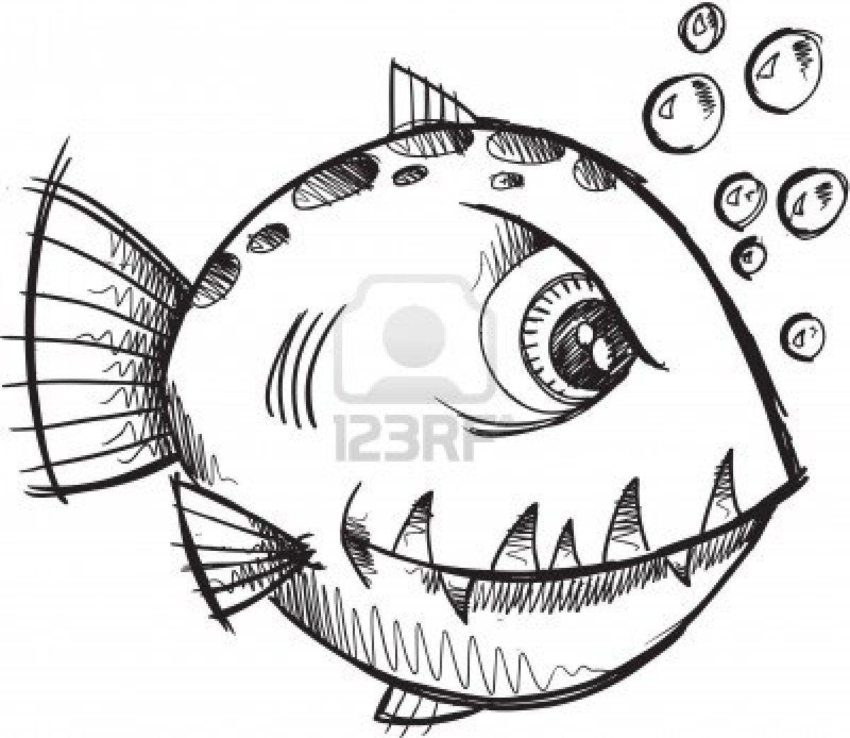 I like the eye and teeth and basic body shape.
