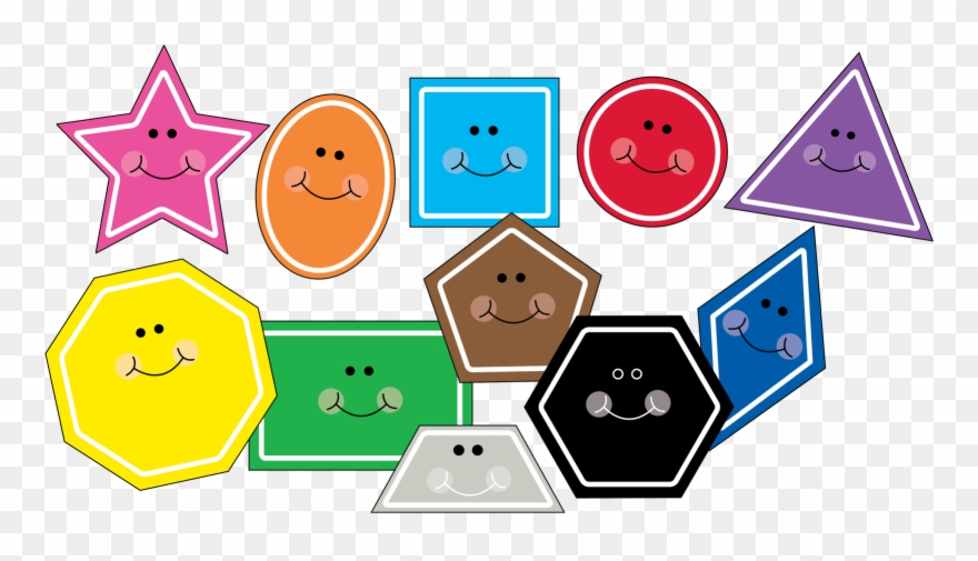Shapes For Clip Art.