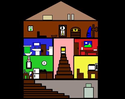 Basic house.