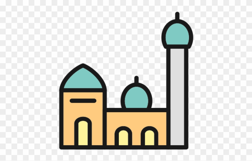 Mosque Clipart Basic.