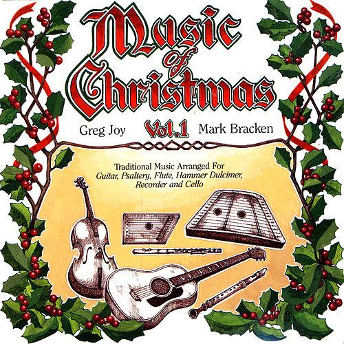 A Magical Celtic Christmas by Greg Joy & Mark Bracken.