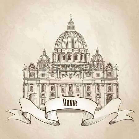 9,144 Basilica Stock Vector Illustration And Royalty Free Basilica.