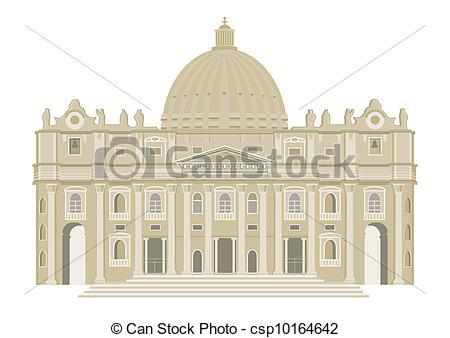 Basilica Vector Clipart EPS Images. 578 Basilica clip art vector.