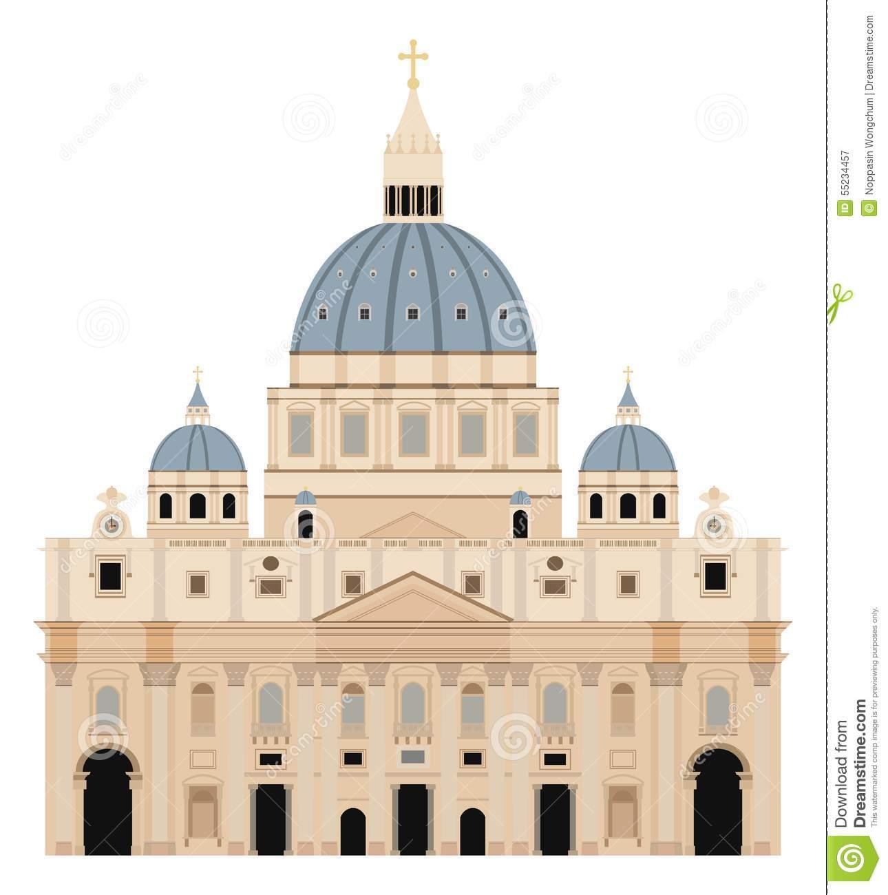 Saint Peter Basilica.