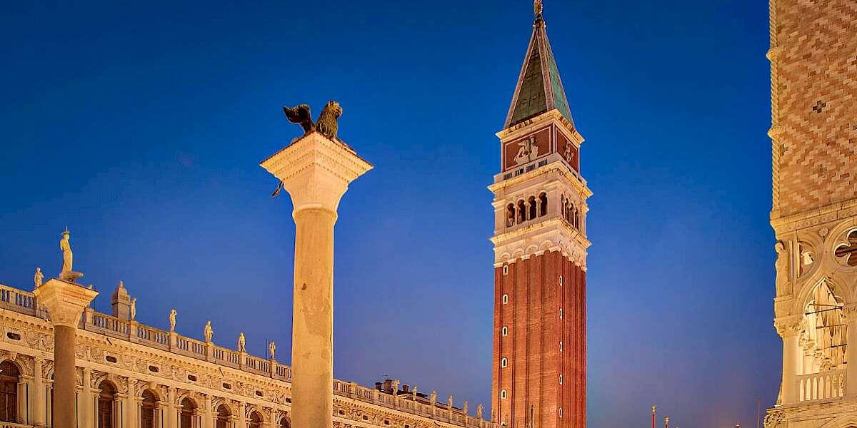 Campanile di San Marco, Venice.