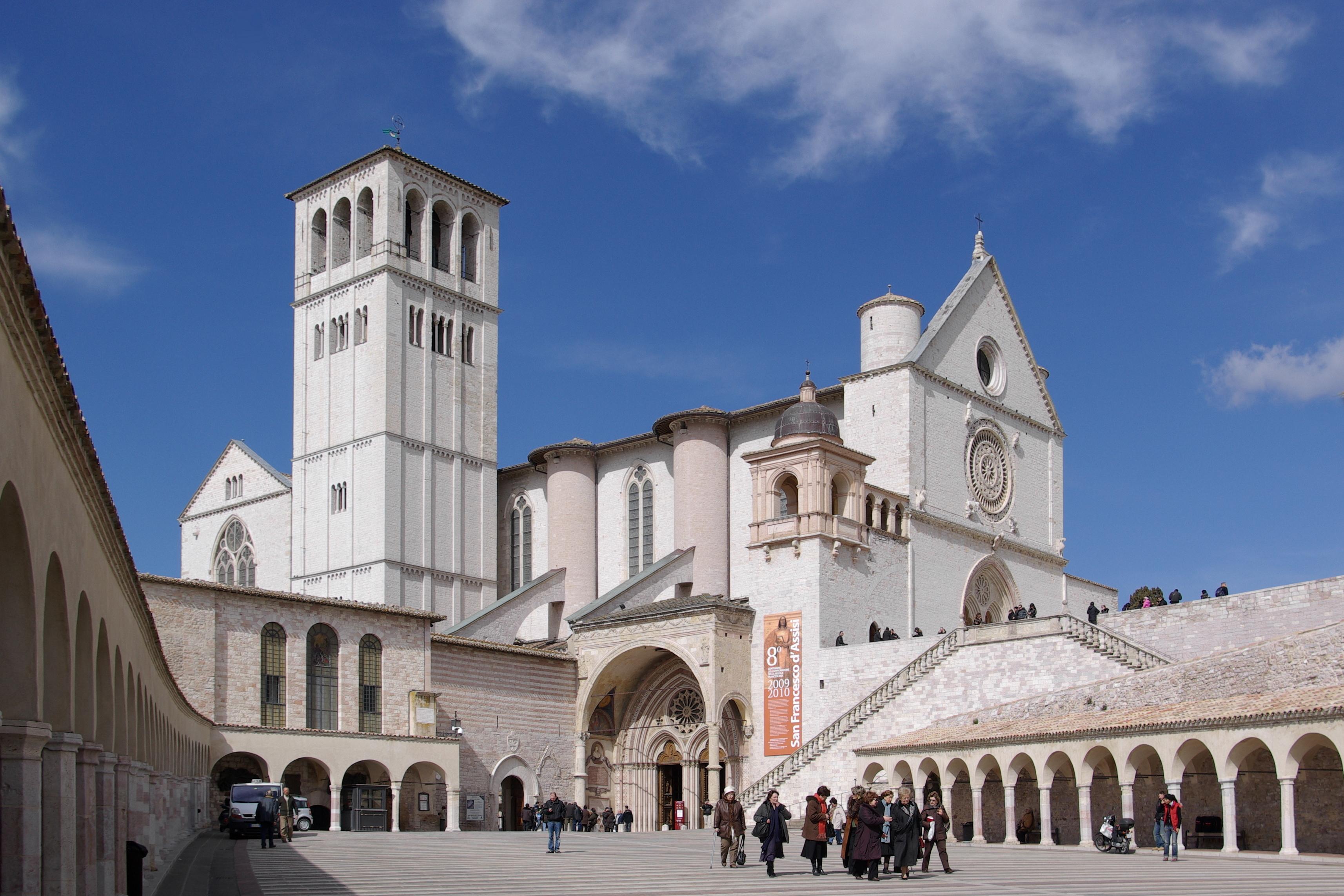 Basilica di San Francesco.