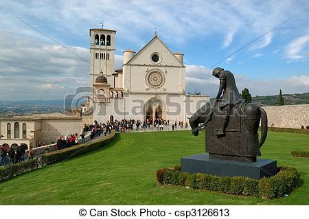 Stock Photos of San Francesco d\'Assisi.