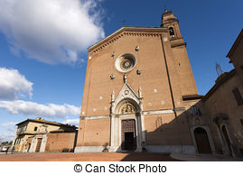 Stock Photographs of Basilica of San Francesco d'Assisi, Assisi.