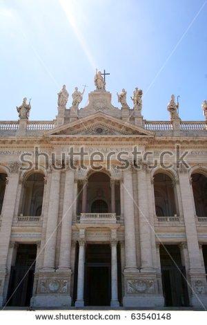 Basilica Di San Giovanni Stock Photos, Royalty.