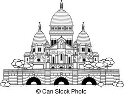 Sacre coeur Stock Illustrations. 89 Sacre coeur clip art images.