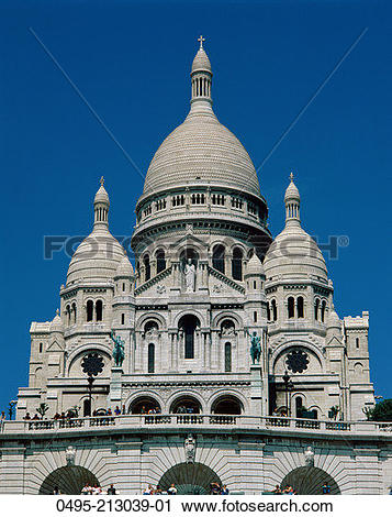 Stock Photography of France, Sacre.