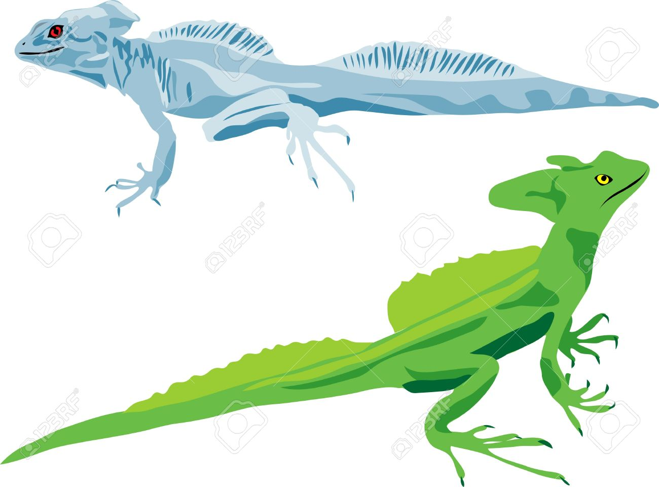Basilisk Royalty Free Cliparts, Vectors, And Stock Illustration.