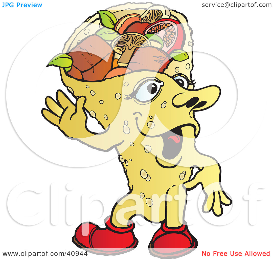 boa clipart Royalty Free RF Clip Art Illustration Of A Cartoon.