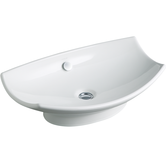 Leaf Vessel Basin & Other Basins in Kohler Quality.