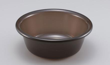 "Jabu"" plastic basin 32cm shop for sale in Japan."