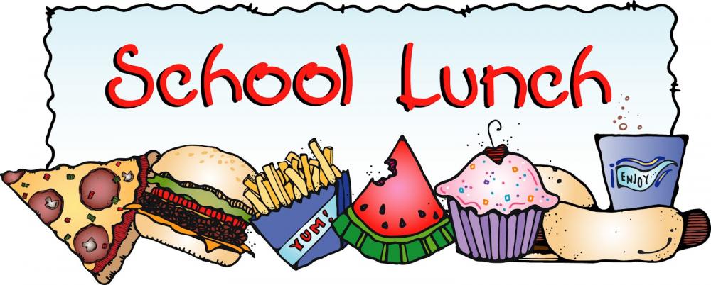 School Lunchroom Clipart.