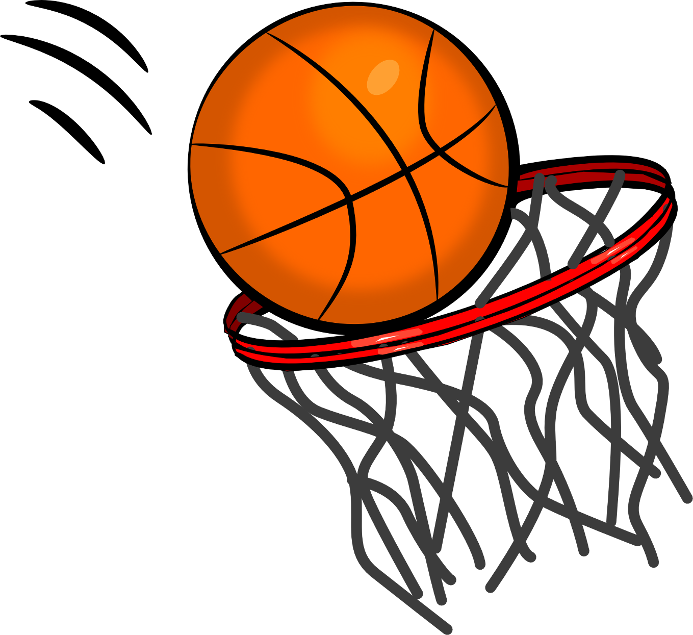 Clip Art Basketball & Clip Art Basketball Clip Art Images.