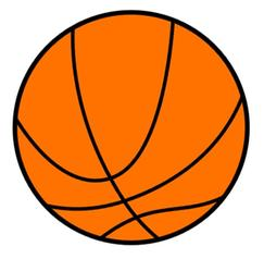 basketball clipart free #18