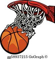 Basketball Clip Art.