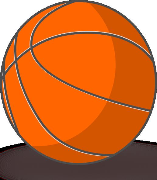 Animated Basketball Hoop Clipart.