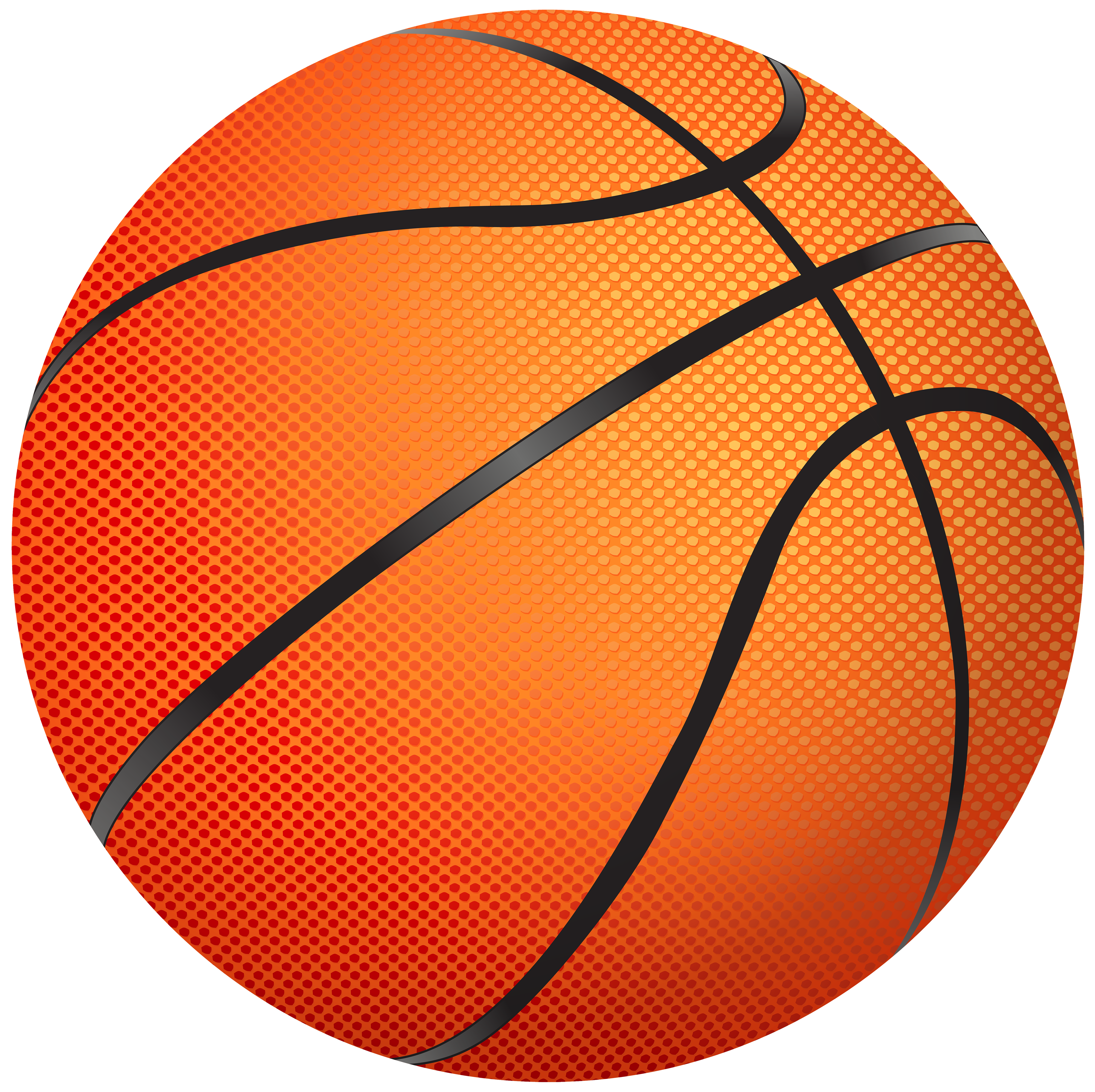 Basketball PNG Clipart.