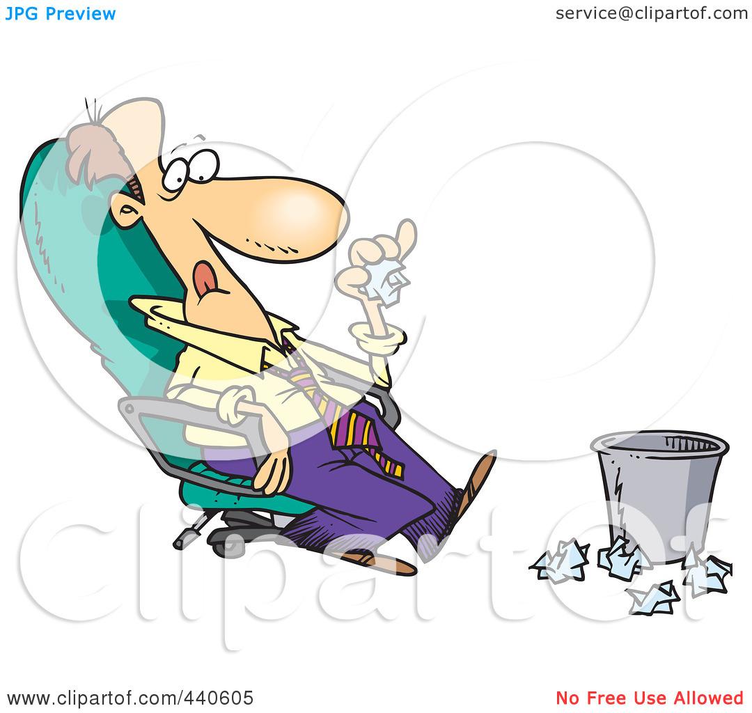 Basket chair clipart #2
