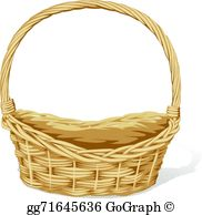 Basket Clip Art.