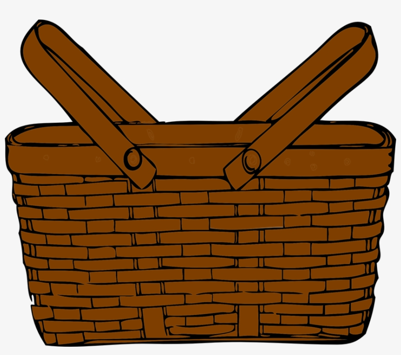 Royalty Free Stock Basket Clipart Circular Free On.