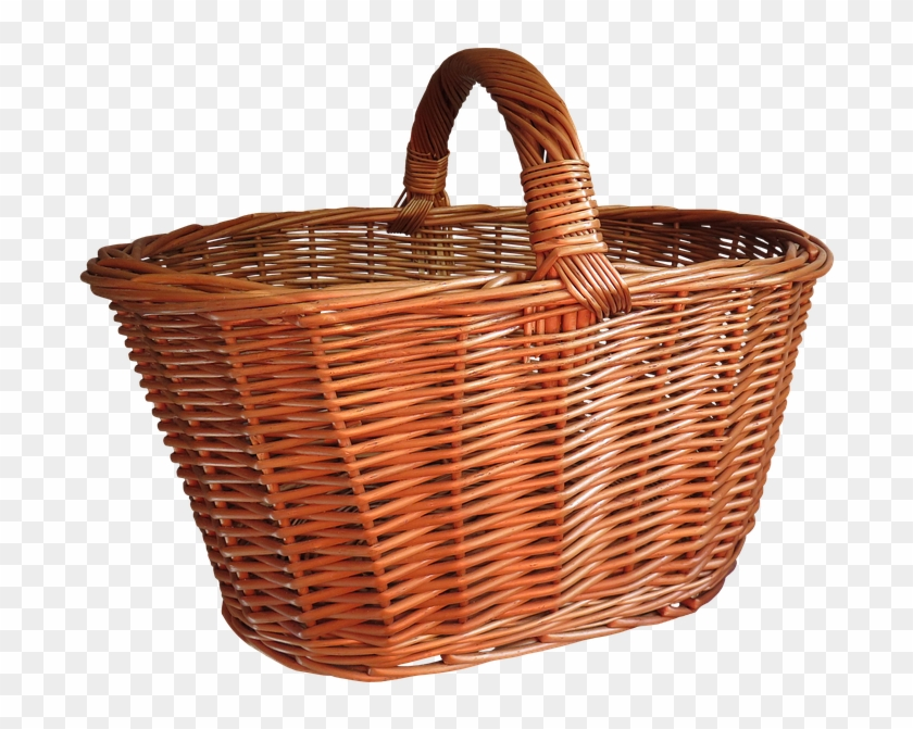 Basket, Shopping Basket, Png, Isolated, Shopping, Weave.