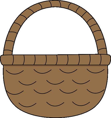 Basket Clipart Transparent Background.