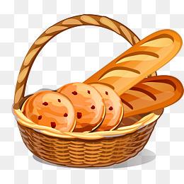 Bread Basket Clipart.