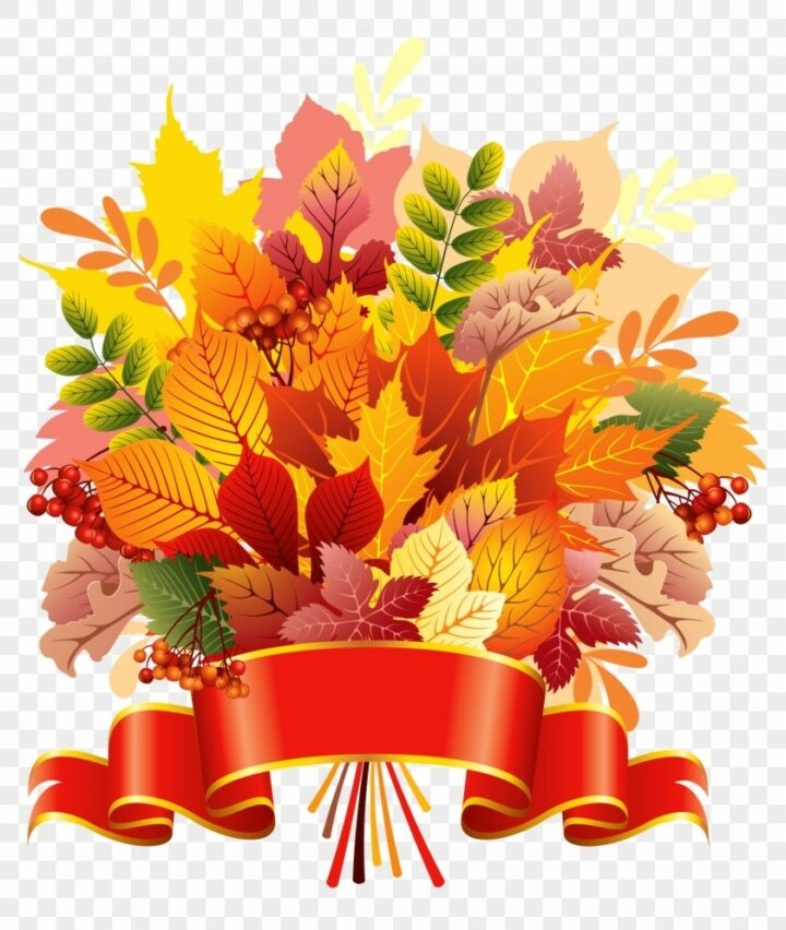Similiar Fall Basket Flowers Keywords Autumn Leaves Bouquet.