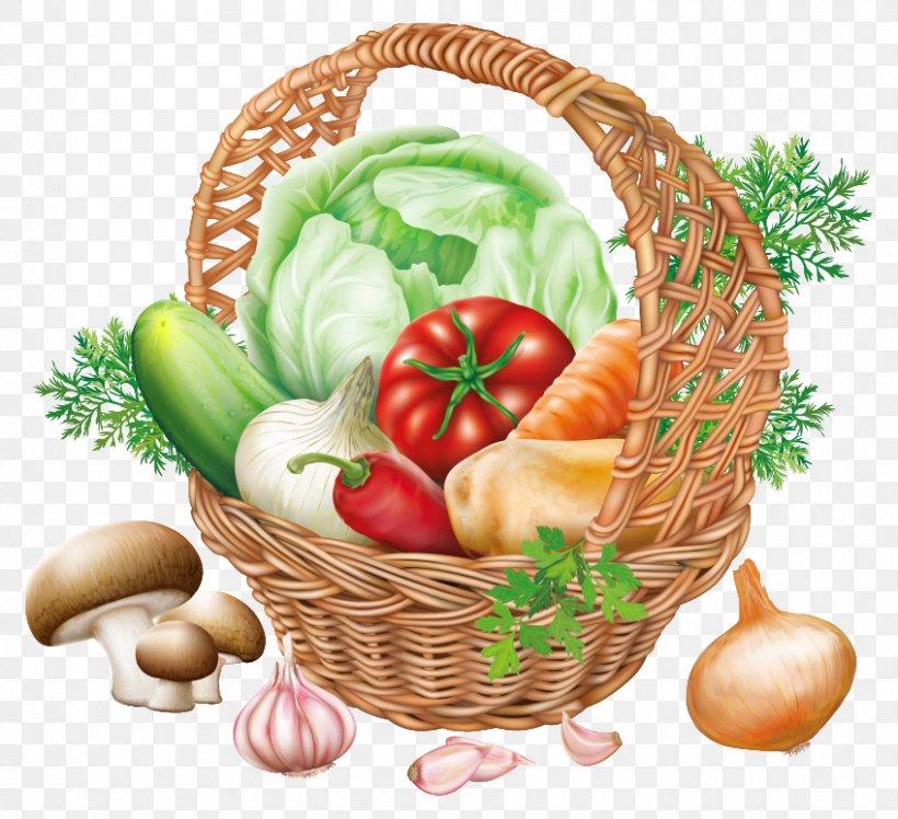 Vegetable Organic Food Fruit Clip Art, PNG, 848x774px.