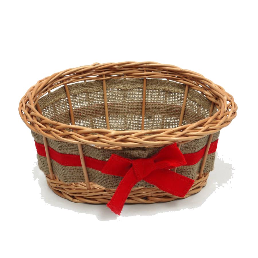 Download Empty Easter Basket Transparent HQ PNG Image.