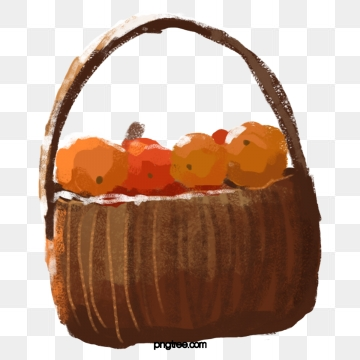 Fruit Basket Png, Vector, PSD, and Clipart With Transparent.