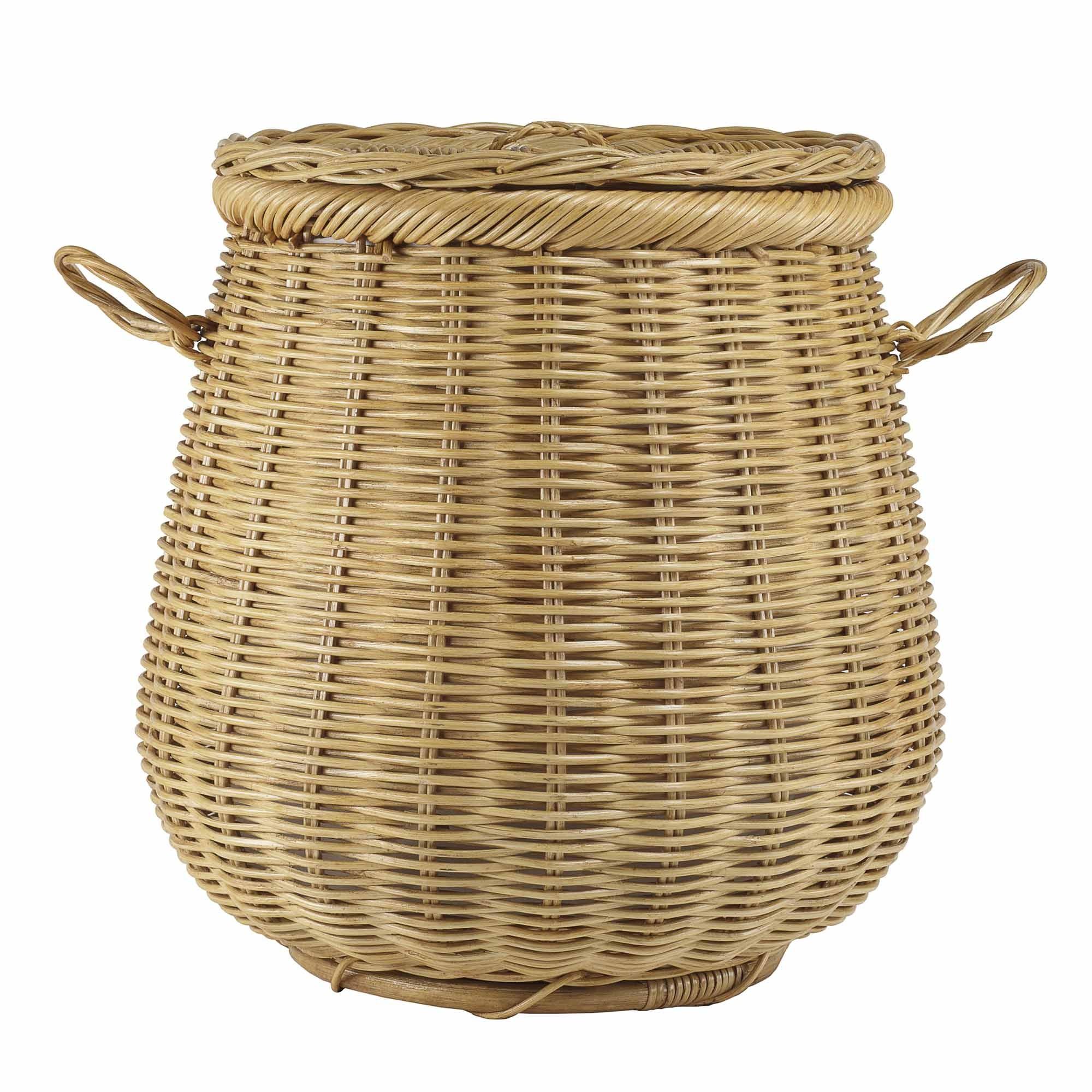 Wicker Basket PNG Transparent Wicker Basket.PNG Images..