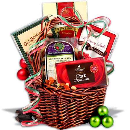 Free clipart gift basket.