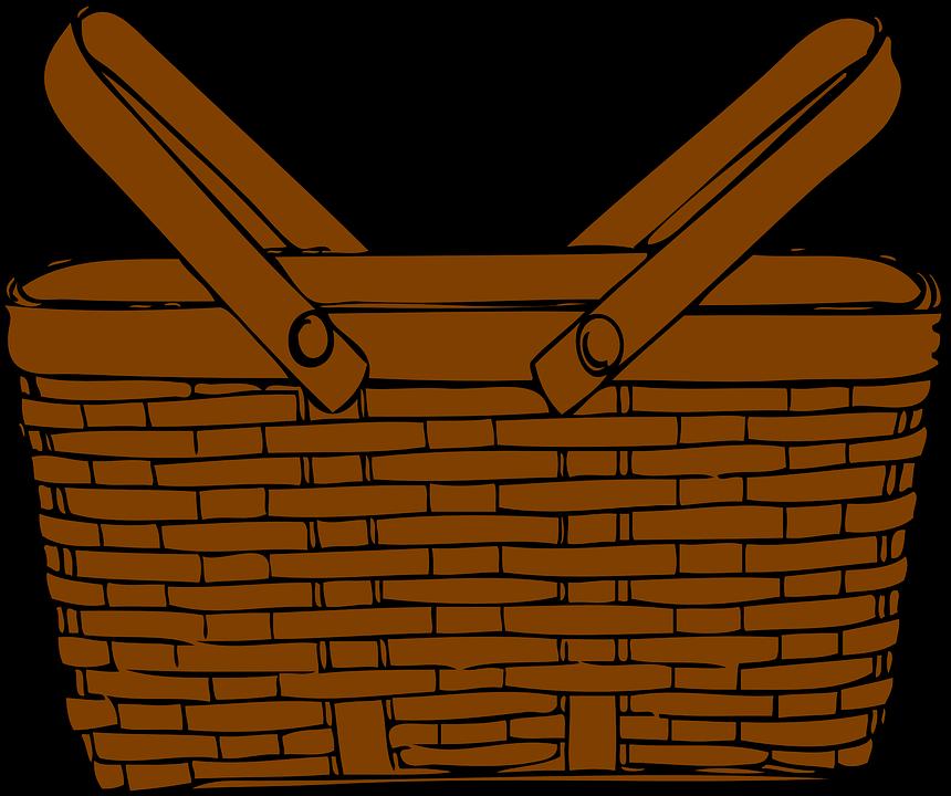 Wicker, Basket.