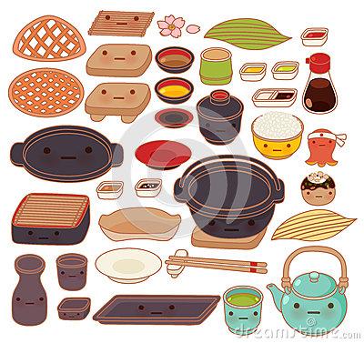 Basketware Stock Illustrations.