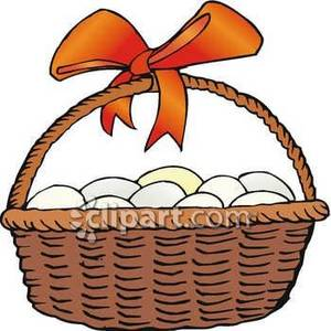 a_basket_eggs_with_an_orange_bow_royalty_free_080807.