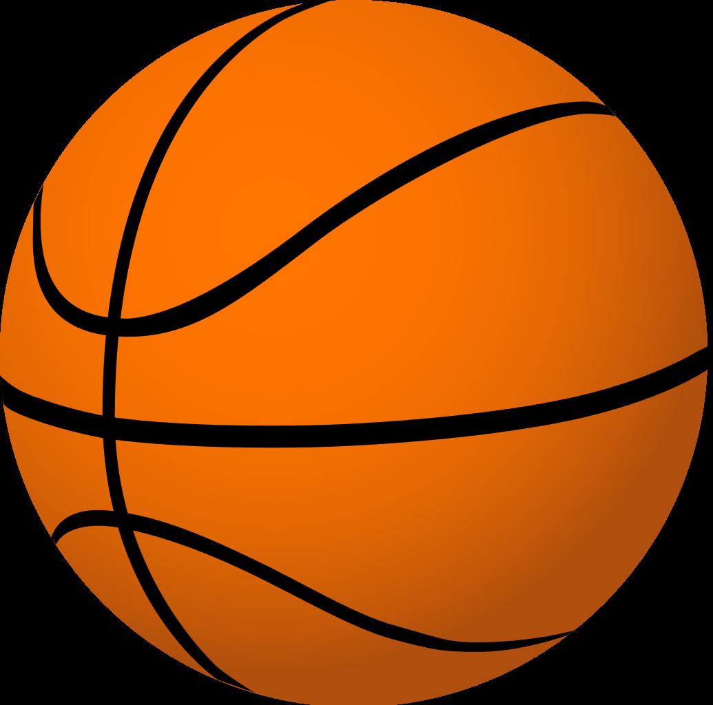 Basket ball clip art.