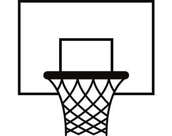 17452 Basketball free clipart.