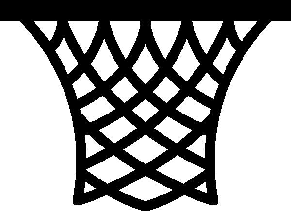 Basketball Goal Clip Art.