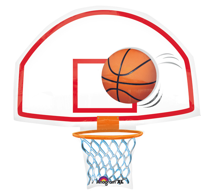 Basketball Rim Clipart.