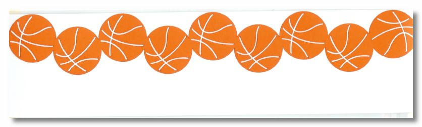 Basketball Border Clip Art & Look At Clip Art Images.