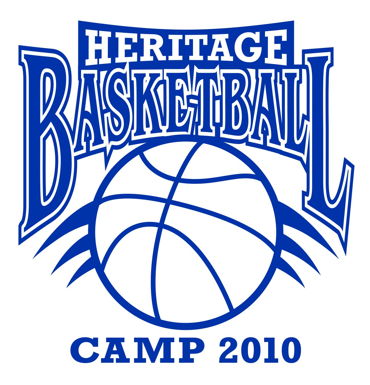 Basketball Camp Clipart.